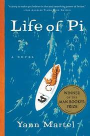 Life of Pi by Yann Martel image