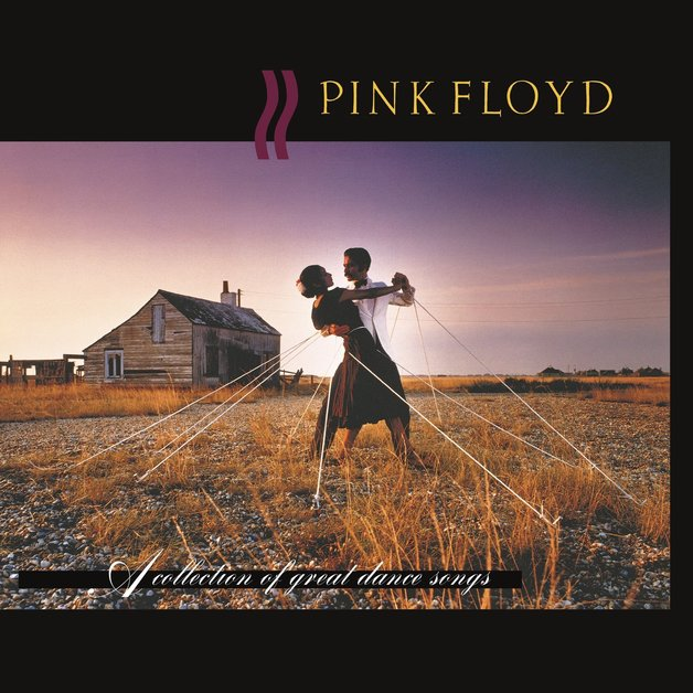 A Collection Of Great Dance Songs (LP) by Pink Floyd
