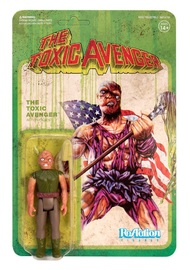 Toxic Avenger (Authentic Movie Edition) - ReAction Figure