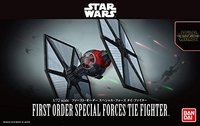 Star Wars 1/72 TFA First Order Sp. Forces TIE Fighter - Model Kit