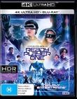 Ready Player One (4K UHD + Blu-ray) on UHD Blu-ray
