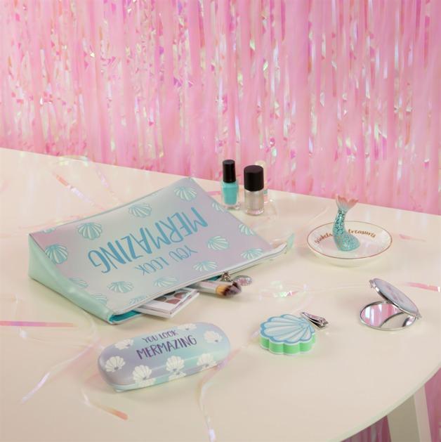 Mermaid Treasures - Wash Bag