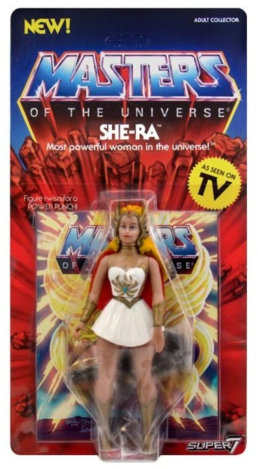 "Masters of the Universe: She-Ra - 5.5"" Vintage Figure image"