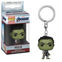 Avengers: Endgame - Hulk Pocket Pop! Keychain