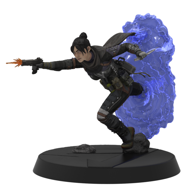 Apex Legends: Figures of Fandom - Wraith