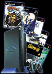 Playstation 2 Hit Pick Bundle for PlayStation 2