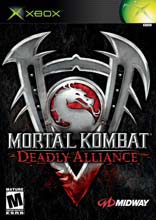 Mortal Kombat: Deadly Alliance for Xbox