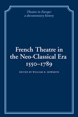 Theatre in Europe: A Documentary History image