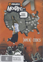 And 1 Mixtape Volume 9: Area Codes on DVD