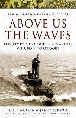 Above Us the Waves by C.E.T. Warren