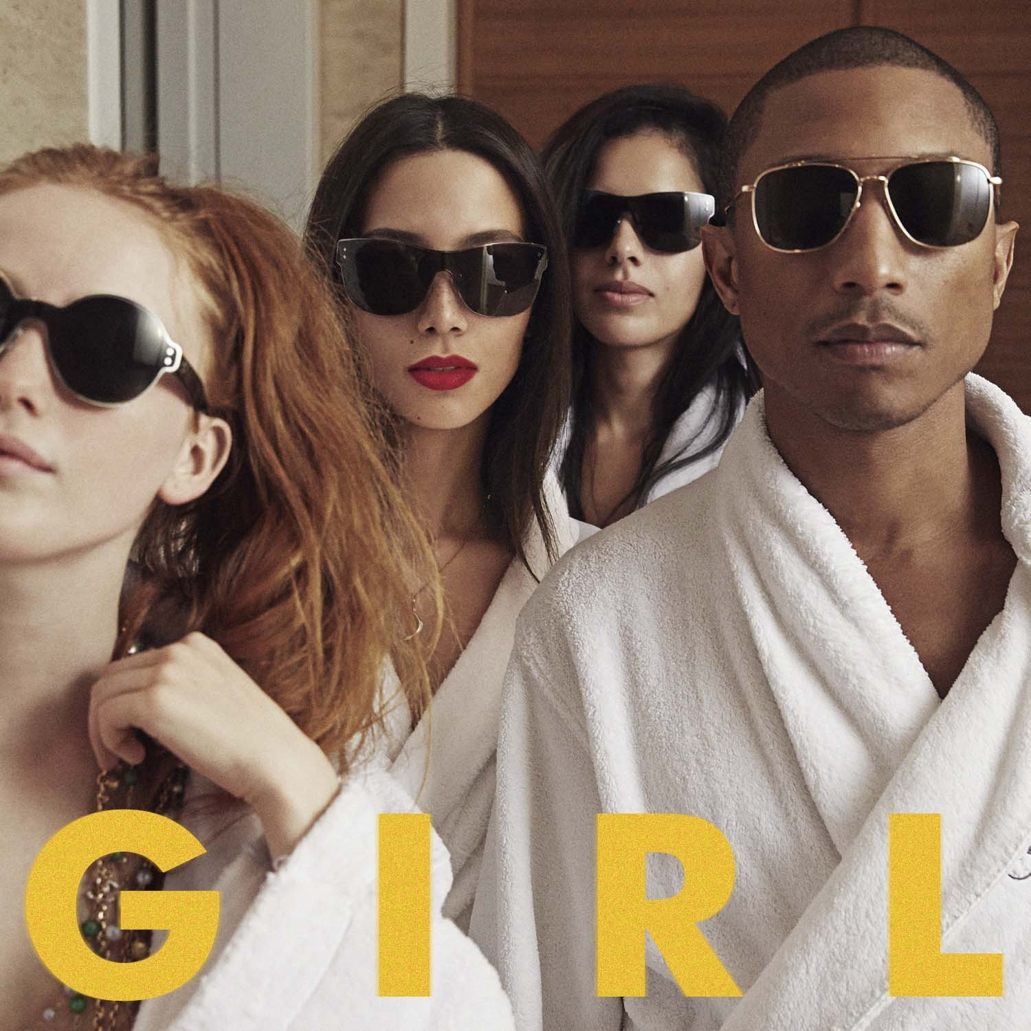 G I R L by Pharrell Williams image