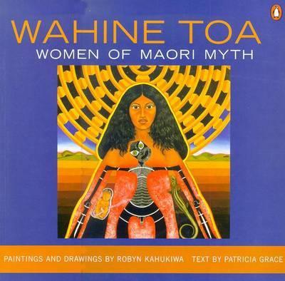 Wahine Toa by Robyn Kahukiwa