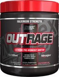 Nutrex Research Outrage Blue Raspberry (30 servings)