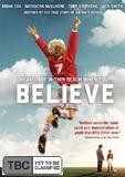Believe DVD