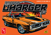 AMT: 1/25 1971 Dodge Charger R/T (Dirty Donny) - Model Kit