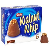 Nestlé Walnut Whip - 6 Pack (180g)