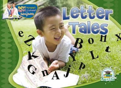 Letter Tales by Dr Jean Feldman image