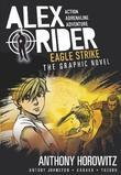 Eagle Strike Graphic Novel by Horowitz