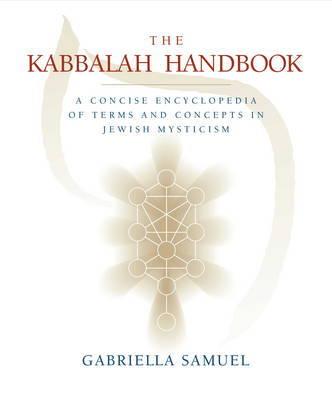 The Kabbalah Handbook by Gabriella Samuel image