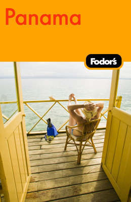 Fodor's Panama by Fodor Travel Publications image