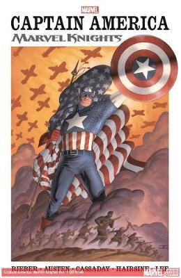 Marvel Knights: Captain America By Rieber & Cassaday - The New Deal image