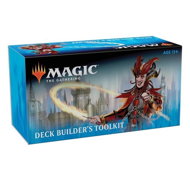 Magic The Gathering: Ravnica Allegiance Deckbuilder's Toolkit