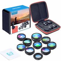 Apexel: Cell Phone Camera Lens Kit