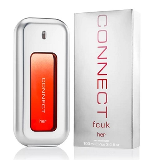 Fcuk - Connect Perfume (EDT, 100ml)