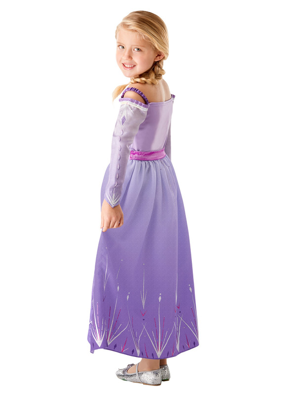 Frozen 2 Prologue Costume - Elsa (Size 4-6 Yrs)