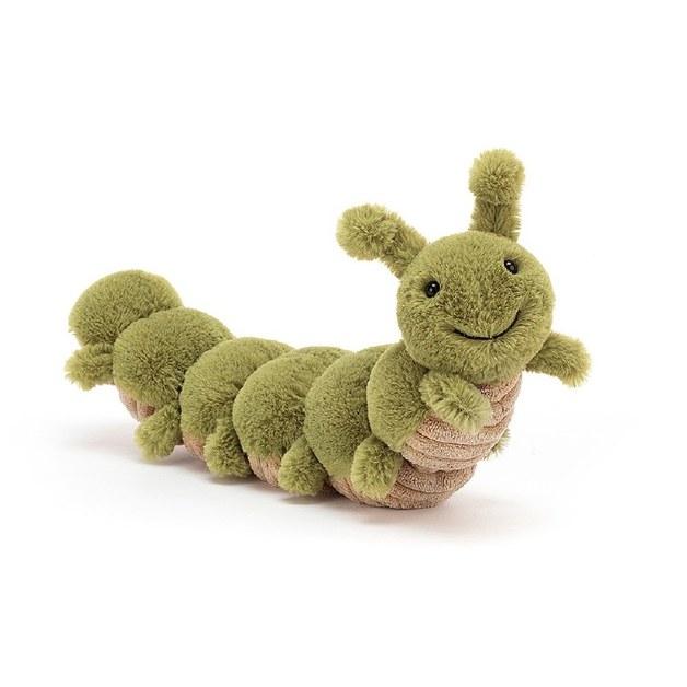 Jellycat: Christopher Caterpillar (Medium)