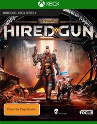 Necromunda: Hired Gun for Xbox Series X