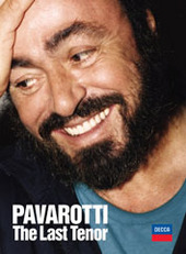 Pavarotti - The Last Tenor on DVD