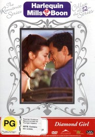 Harlequin Mills And Boon - Diamond Girl (The Romance Series) on DVD image