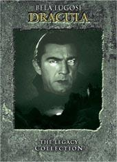 Dracula - The Legacy Collection on DVD
