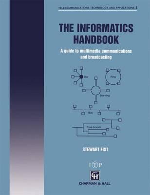 The Informatics Handbook by Stewart Fist image