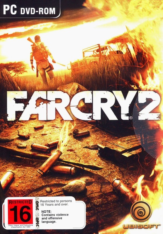 Far Cry 2 for PC Games