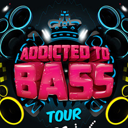 Addicted to Bass (2CD) by Various
