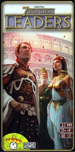 7 Wonders: Leaders - Game Expansion