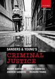 Sanders & Young's Criminal Justice by Mandy Burton