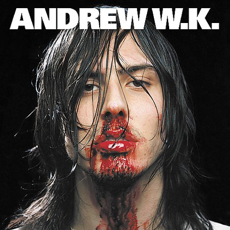 I Get Wet by Andrew W.K. image