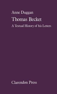 Thomas Becket by Anne Duggan image