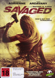 Savaged on DVD