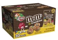 Keebler: M&M's Bite Size Cookies (1.36kg) - 30 pack