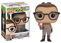 Ghostbusters - Abby Yates Pop! Vinyl Figure image