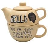 Lionel Richtea Teapot & Cup Set
