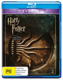 Harry Potter: Year 2 - The Chamber Of Secrets (Special Edition) on Blu-ray