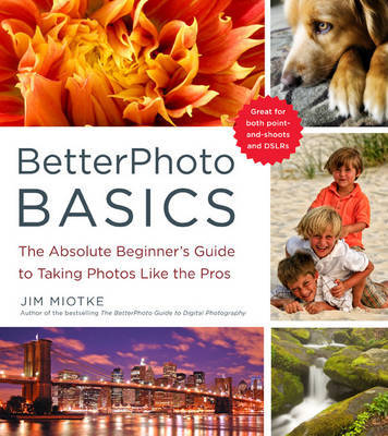 Betterphoto Basics by Jim Miotke image