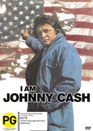 I Am Johnny Cash on DVD