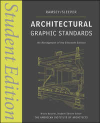 Architectural Graphic Standards by Charles George Ramsey image