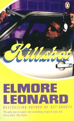 Killshot by Elmore Leonard image